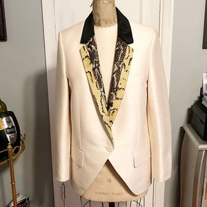 Stella McCartney blazer paid $2,155 like new!